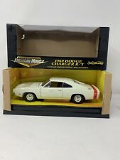 1:18 ERTL American Muscle Collector's Edition 1969 Dodge Charger R/T White 32260