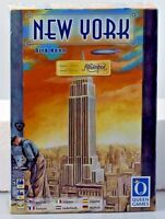 New York Board Game Multi Language award winning game new Dirk Henn Manhattan