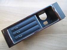 Holzdekor Ablagefach Audi S6 A6 4B Mittelkonsole Kasettenfach 4B0863300C