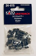 Kato N Scale Unitrack 24-815 Unijoiner 20 pcs