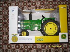 Ertl John Deere 1/16 2520 Tractor with FFA Logo // Sealed // Free US Shipping