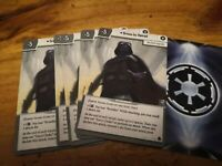 Star Wars Imperial Assault Alt Art Promo - Driven By Hatred