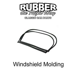 1994 - 2001 Jeep Cherokee Windshield Molding