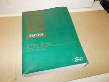 Ford Probe 1993 USED Shop Manual