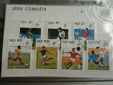 - CAMBODGE - sports - football - 1994 -