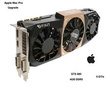 Apple Mac Pro Nvidia GTX680 4GB GDDR5 Graphics Card Upgrade.