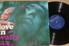 Wally Tax -Love In- LP Psych , German Philips 1967