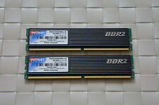 4GB Patriot DDR2 Memory (2x 2GB) PC2-6400 800MHz CL4 2.2V (PDC24G6400LLK)     02