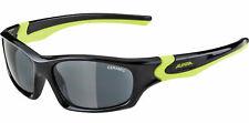 Alpina Kinder Sportbrille Freizeitbrille Flexxy Teen Ceramic Scheiben schwarz
