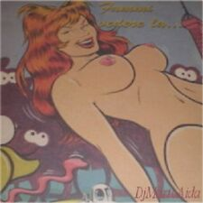 12 45 Danny Chunga Fammi Vedere La... Out – OUT 3719 ITALY 1994 SEXY COVER
