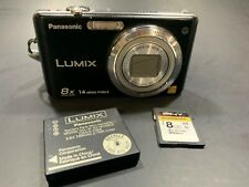Panasonic Lumix DMC-FH20 14.1 MP  with 8x Optical Image Stabilize zoom  2.7
