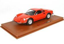 Ferrari Dino 246 Gt Tipo 607L 1969 Dino Red BBR 1:18 P18150C