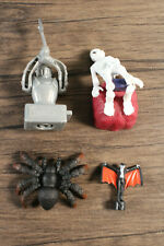 Lot of 4 Matchbox Fold N Go Haunted House Parts