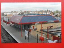 PHOTO  LEIGHTON BUZZARD RAILWAY STATION 1992