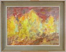 Jocelyn Taylor (1899-1992) RCA OSA Canadian Listed Acrylic/Board Semi-Abstract