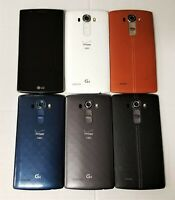 LG G4 AT&T Sprint T-Mobile Unlocked Verizon Android Smartphone 32GB All Colors