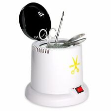 New Steam High Temp Sterilizer Autoclave Dental Tray Nipper Tweezer Nail  Tool EU