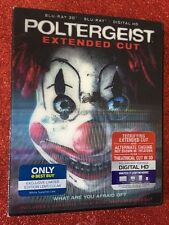 Poltergeist 3D (Blu-ray 3D/2D+Digital HD, 2015; Only @ Best Buy Lenticular) NEW