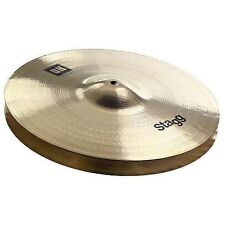 Stagg DH Brilliant Bite Hi-hats 14in