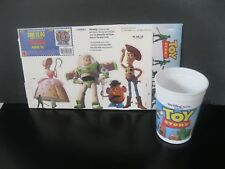 """Toy Story    """"Unused 12 ounce Cup with Pop-Corn Tray""""   From 1995"""