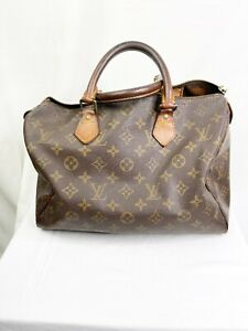Vintage Louis Vuitton 1990s Speedy Handbag Purse