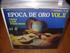 PANCHOS epoca de oro vol 2  ( world music ) mexico