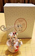 2011 Cherished Teddies Snowbear Ornament 4023749 Make Your Spirit Bright As Snow