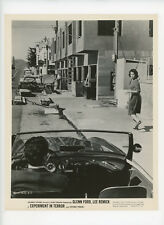 EXPERIMENT IN TERROR Original Movie Still 8x10 Stefanie Powers, Crime 1962 11768