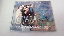 "GUARANA ""AY CARMELA (REMIXES)"" CD SINGLE 7 TRACKS PRECINTADO"