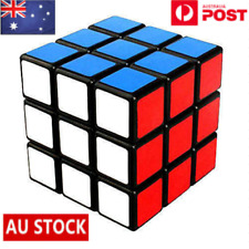 Magic Cube 3x3x3 Super Smooth Fast Speed Puzzle Rubix Rubics Rubik Toy AU