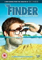 The Finder - The Complete Series (4 disc set) [DVD][Region 2]
