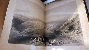 Very old & very Rare 'Holy Bible - illustrated Book - Scott and Henry