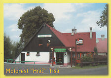 "Post Card - Tisa / Motorest ""Hrac"""