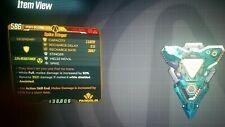 Borderlands 3 (ps4) Spike Stinger (todos los x5 100% cuerpo a cuerpo) Guardian violación (LVL 60