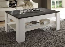 Tables d'appoint blancs en pin pour la maison