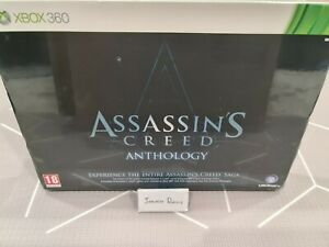 Assassin's Creed Anthology Xbox 360 PAL Brand New & Sealed Assassins steelbook