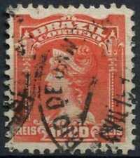 Brazil 1906-17 SG#274, 1000R Orange-Vermilion Used #E11037