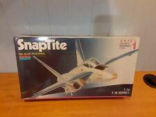 1:72 Monogram  SnapTite  - F-18 Hornet  Airplane Model Kit 9  ( Factory Sealed )