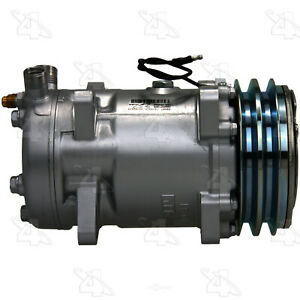 McFadden A/C Compressor-New Compressor 4 Seasons 58507