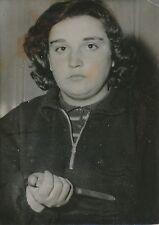 HONGRIE 1957 - Faits Divers  Procès de Piroska Janko Meurtrière - PR 514