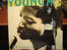 "YOUNG MC I COME OFF 12"" 1990 ISLAND RECORDS"