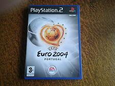 jeu playstation 2 UEFA euro 2004 portugal