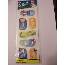 Dr. Seuss I Made That! Alphabet Sticker # 2341