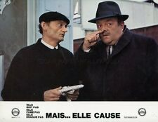 BERNARD BLIER SIM ELLE BOIT PAS ELLE FUME PAS .. 1970 MICHEL AUDIARD PHOTO #2