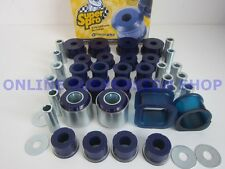 Suits Subaru Impreza WRX GD GG SUPER PRO Front & Rear Suspension Bush Kit