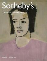Sotheby's /// Scandinavian Norwegian Art Monsted Post Auction Catalog 2004