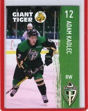 2016/17 Prince Albert Raiders (WHL) - ADAM KADLEC