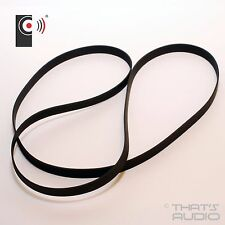 Fits NUMARK Replacement Record Player Turntable Belt TTUSB -THATS AUDIO