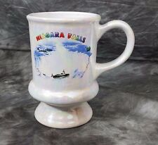 Niagara Falls Pedestal Coffee Mug