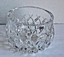Orrefors Carat Globe Table Vase